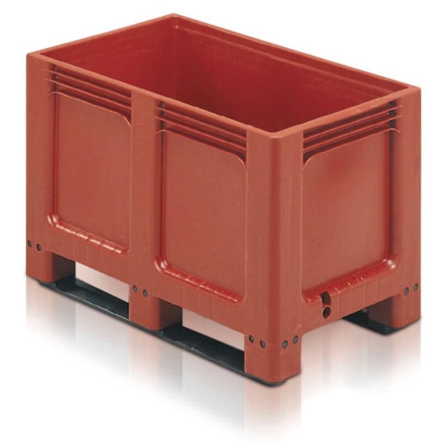 műanyag tároló konténer
